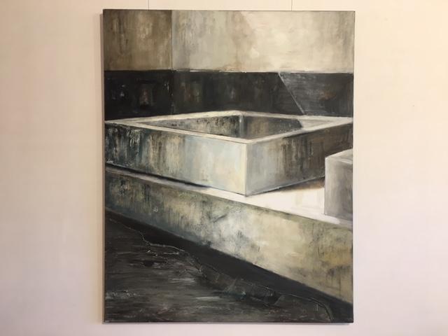 Expositie van Liliane Decuypere bij El Pozo