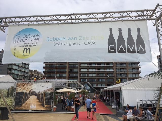Eerste prijs voor beste cava op Bubbels aan Zee 2018