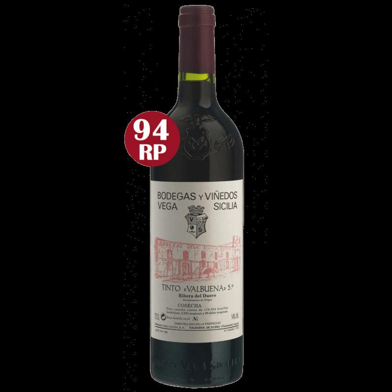 Icoon wijn Vega Sicilia : Valbuena 2013 : 4 kistjes van 3 flessen in voorraad. Voor wie zijn papa heel goed wil verwennen op vaderdag.<dataavatar hidden data-avatar-url=http://0.gravatar.com/avatar/f3b8b67ca4307b17dfa0eb7213cdcf4e?s=96&d=mm&r=g></dataavatar>