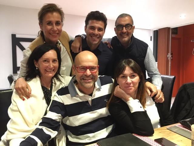 Beste klanten, dankzij jullie waren het aangename en geslaagde Openflesdagen ! Muchas gracias y hasta pronto Stefaan y Koen