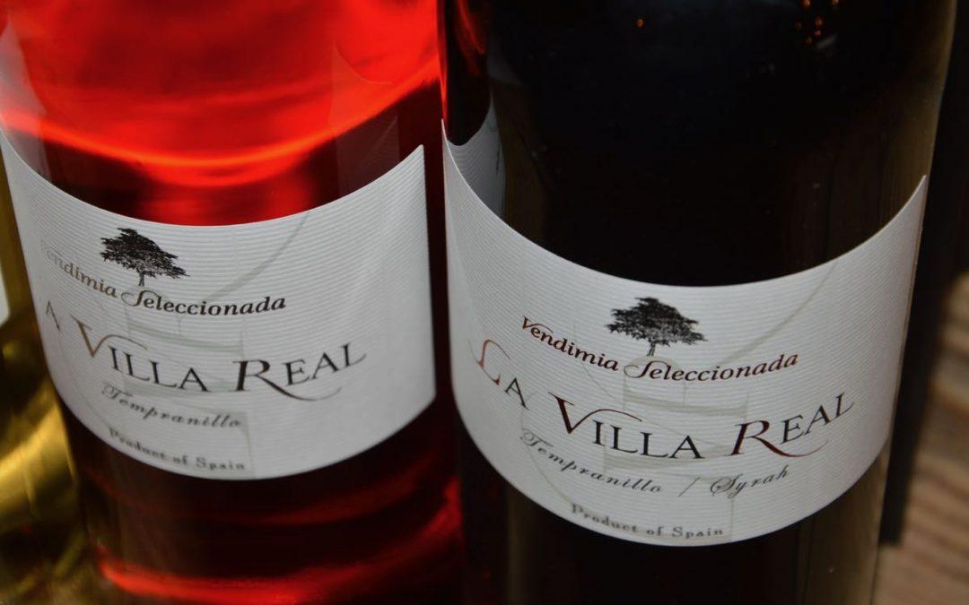 La Villa Real Rosado