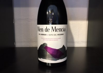 Men de Mencía